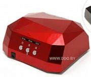 36W Лед-Уф (LED + CCFL) лампа комбинированная (красная)