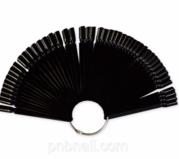 Дисплей-веер для демонстрации образцов на кольце