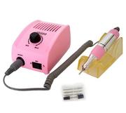 Машинка для коррекции jd-200 35W (30, 000 об.) розовая